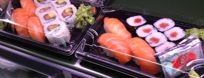 Sushi Point is one of todo Gent.