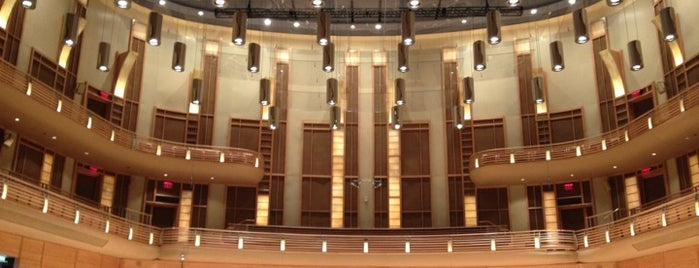 The Music Center at Strathmore is one of Theatres for Dance Arts.