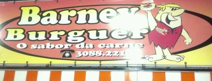 Barney Burguer is one of Restaurantes e bares.