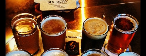 Six Row Brewing Company is one of BEER!.