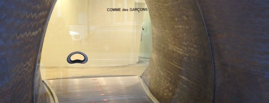 Comme des Garçons is one of Shops to visit | New York.