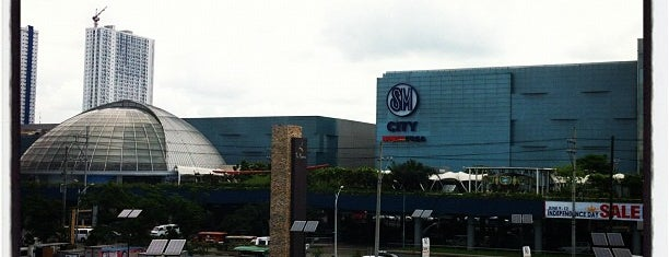 SM City North EDSA is one of Manila.