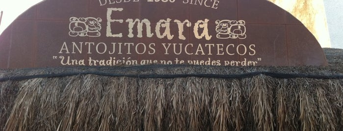 Emara Antojitos Yucatecos is one of Cancun.