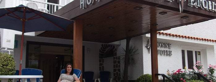 Bonne Etoile Hotel is one of Punta Del Este.