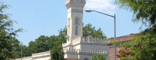 Islamic Center of Washington is one of DC Museum.