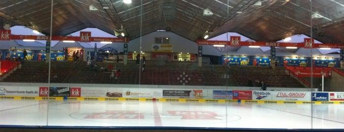 Eissportzentrum Westfalenhallen is one of Dortmund - must visits.