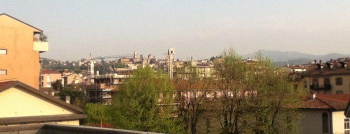 San Giorgio Hotel Bergamo is one of Tempat yang Disukai Anthony.