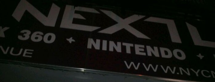 Next Level is one of Arcades.