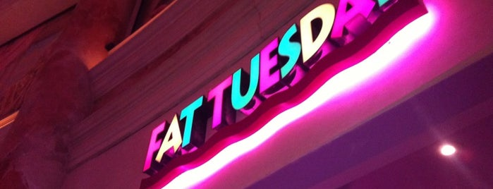 Fat Tuesday is one of How The West Was Won.