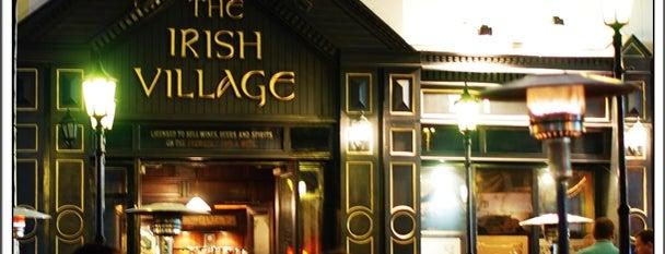 Irish Village is one of DXB.