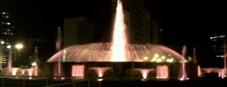 Plaza Venezuela is one of Caracas must.