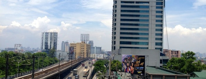 GMA Network Center is one of Manila.