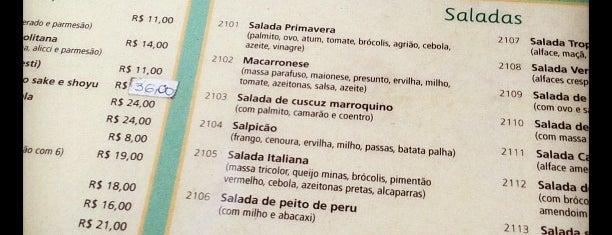 Ben Fatto is one of Restaurantes & Centro.