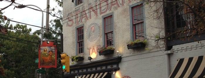 Standard Tap is one of Philadelphia's Best Beer - 2012.