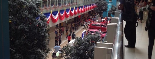 SM Megamall (Bldg. A) is one of Manila.