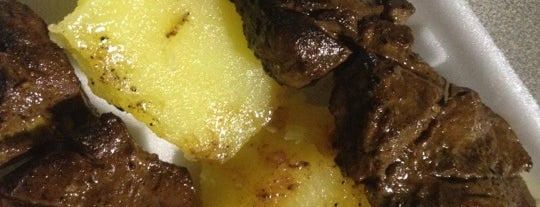 ATG - Anticuchos de la Tía Grimanesa is one of Always Gourmet PERU, comer em Lima.