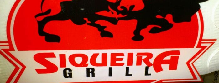 Siqueira Grill is one of 20 favorite restaurants.