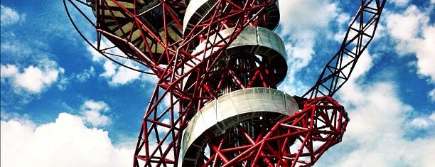 ArcelorMittal Orbit is one of Olympic Venues.