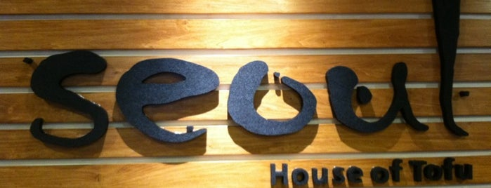 Seoul - House of Tofu is one of Los Angeles.
