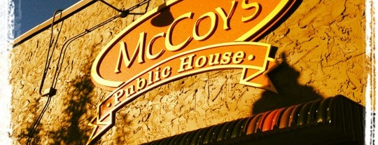 McCoy's Public House is one of kc.