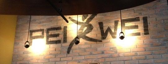Pei Wei is one of El buen comer :P.