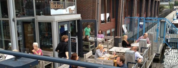 Bickers aan de Werf is one of Oh, Amsterdam.