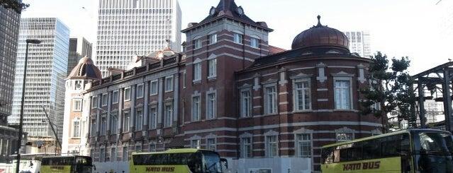 Tokyo Station is one of 東京近郊区間主要駅.