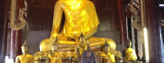 Wat Phan Tao is one of Guide to the best spots Chiang Mai|เที่ยวเชียงใหม่.
