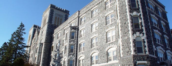 Tower Hall at CSS is one of Welcome Week 2011.