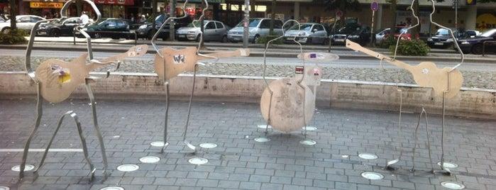 Beatles-Platz is one of Mein Deutschland.