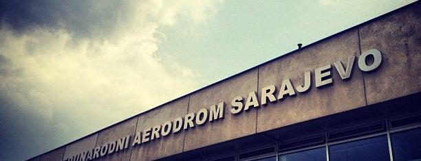 Sarajevo International Airport (SJJ) is one of HAVALİMANLARI.