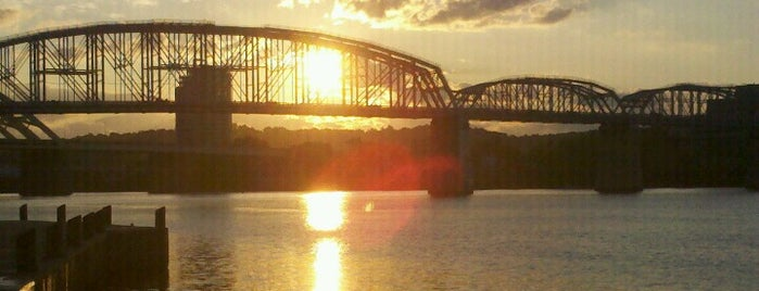 Sawyer Point Park is one of The 15 Best Places for Sunsets in Cincinnati.