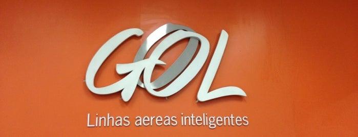 GOL Linhas Aéreas Inteligentes is one of SP.