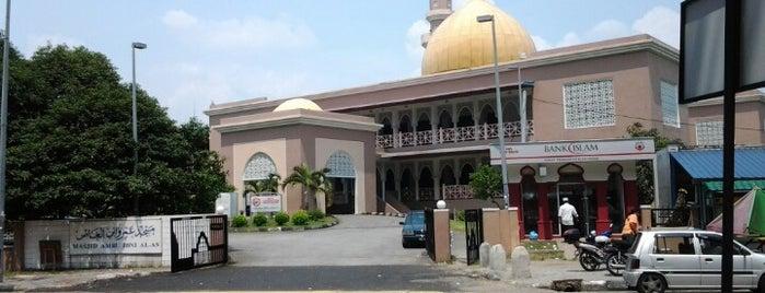 Masjid Amru Ibn Al 'Asr is one of masjid.