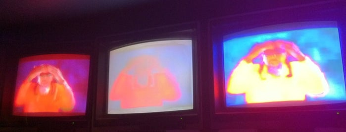 Visions Video Bar is one of Things to do around Dalston, London.