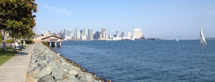 Harbor Island is one of My Favorites in SD.
