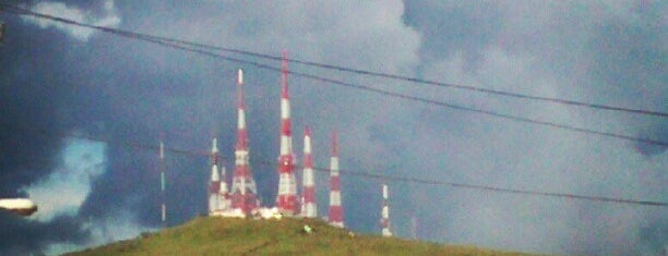 Cerro del Cuatro is one of Reto 100 ZMG.