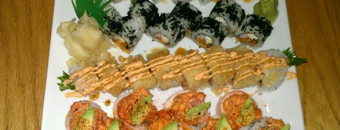 Tokyo House is one of Must-Visit Sushi Restaurants in RDU.