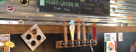 Birdsong Brewing Co. is one of What's Brewing in Charlotte?.