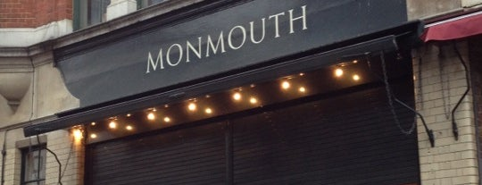 Monmouth Coffee Company is one of zeus.