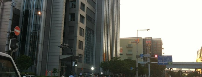 Fuji TV is one of Tokyo.