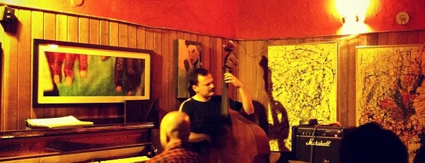 Teta Jazz Bar is one of Pinheiros e Vila Madalena.