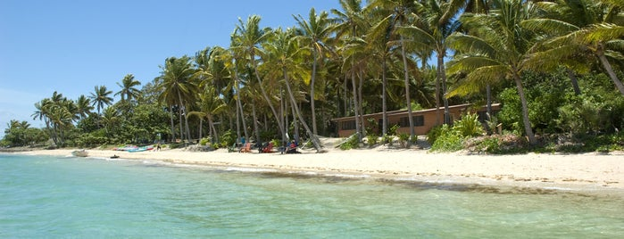 Nananu-i-Ra Island is one of Destination of the Day.