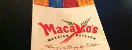 Macayo's Mexican Kitchen is one of Faves.