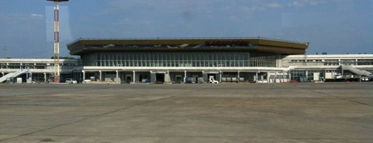 Khabarovsk Novy International Airport (KHV) is one of World AirPort.