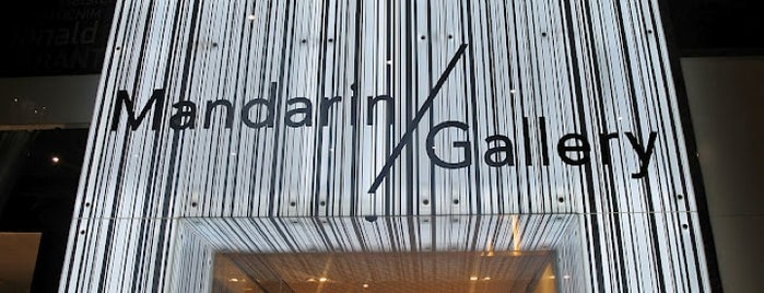 Mandarin Gallery is one of To-Do in Singapore.