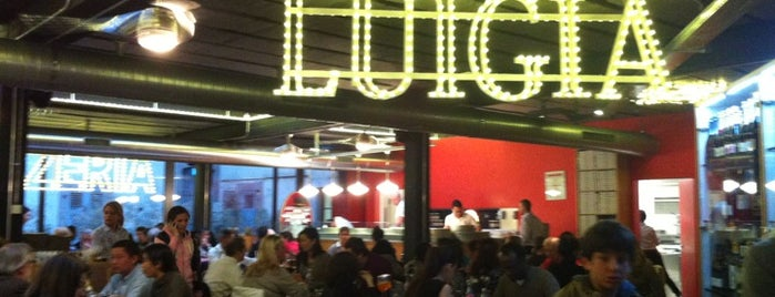 Luigia is one of Restaurants.