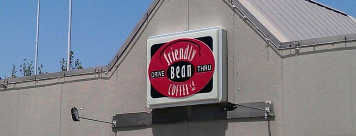 The Friendly Bean is one of The 15 Best Places with Good Service in Kansas City.