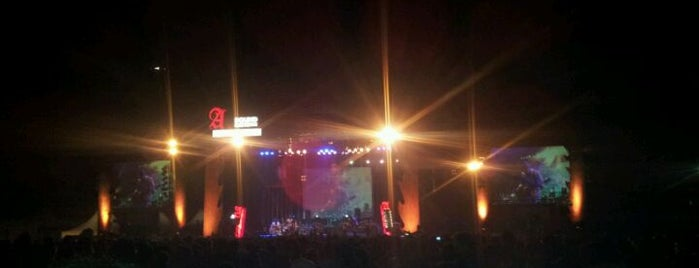 Stadion Kridosono is one of Favorite Arts & Entertainment.