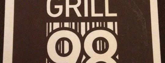 98 BAR&GRILL is one of Рестораны.